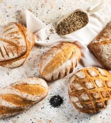 Traditional French Breads